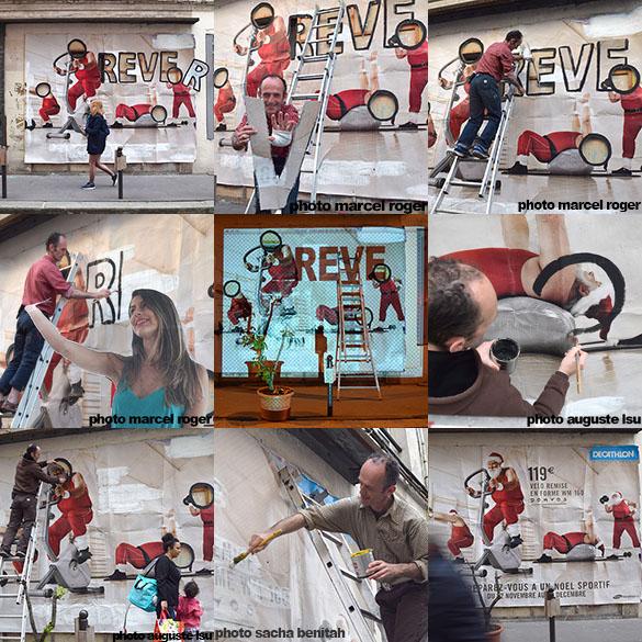mural REVER